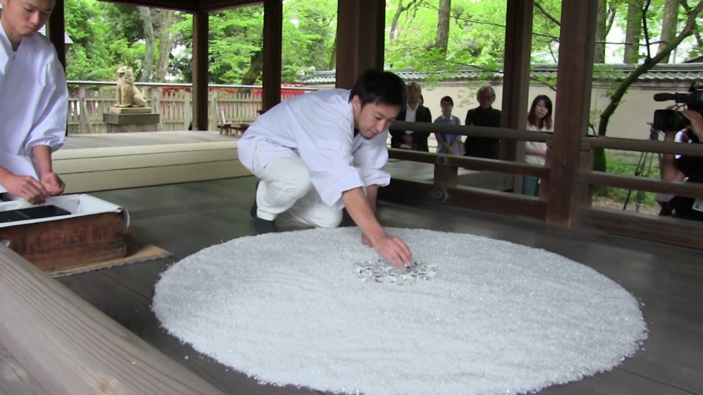 言束ね奉告神事(言束ねプロジェクトより)|Kototabane Project - performance